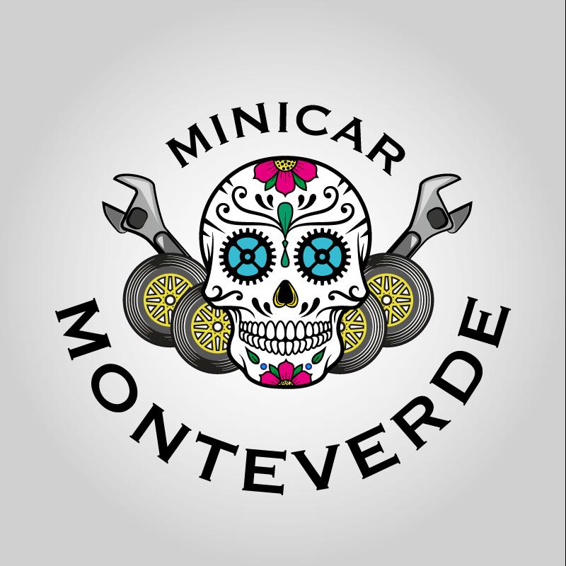 Minicar Monteverde Logo